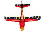 Планер метательный J-Color Osprey 600мм c комплектом красок, фото 4