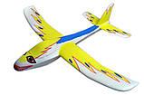 Планер метательный J-Color Osprey 600мм c комплектом красок, фото 8