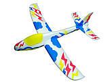 Планер метательный J-Color Osprey 600мм c комплектом красок, фото 10