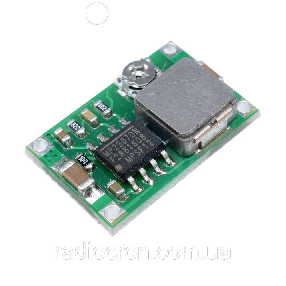 Mini-360 (MP2307DN) Понижуючий перетворювач з регулюванням напруги
