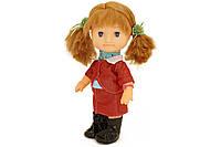 Кукла интерактивная TRACY Оля говорящая с мимикой 40 см (шатенка), фото 1