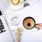 Кружка мешалка Self Stirring Mug 400 мл | Чашка-мешалка | Красная, фото 7