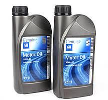 Оригинальное моторное масло GM Opel Semi Synthetic 10W-40 (1л)