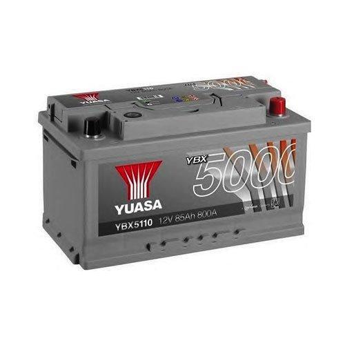 Yuasa 6СТ-85 АзЕ YBX5110 Автомобильный аккумулятор