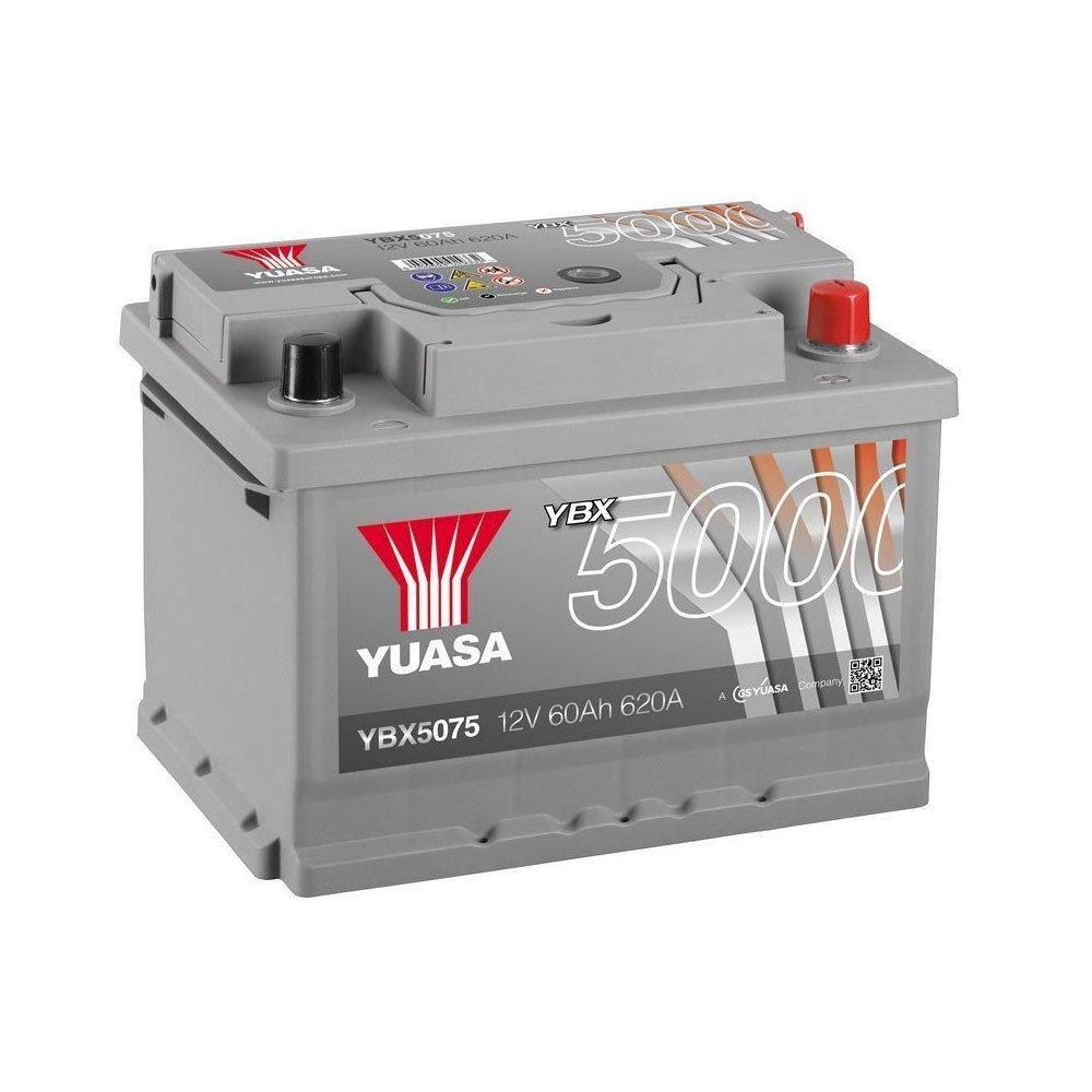 Yuasa 6СТ-60 АзЕ YBX5075 Автомобильный аккумулятор