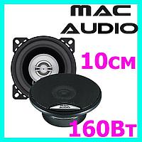 Автомобільна акустика MAC AUDIO Edition 102 10см 160Вт