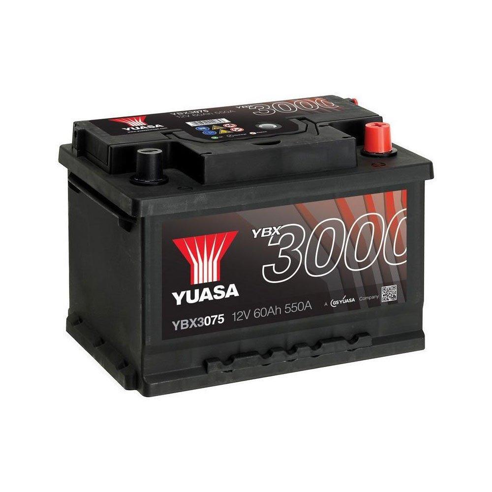 Yuasa 6СТ-60 АзЕ YBX3075 Автомобильный аккумулятор