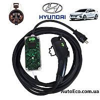 Зарядное устройство для электромобиля Hyundai IONIQ Electric AutoEco J1772-16A-Wi-Fi, фото 1