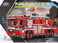 Конструктор XingBao  «Пожарная машина» 720 деталей, фото 1
