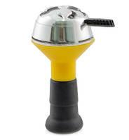 Комплект набор Kaloud и Силиконовая чаша Euroshisha (желто-черная)