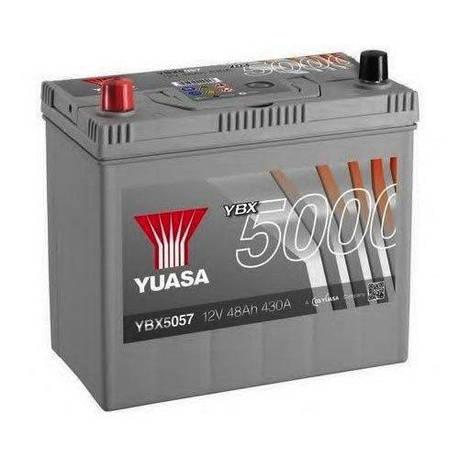 Yuasa 6СТ-48 Аз YBX5057 Автомобильный аккумулятор, фото 2