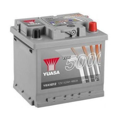 Yuasa 6СТ-52 АзЕ YBX5012 Автомобильный аккумулятор