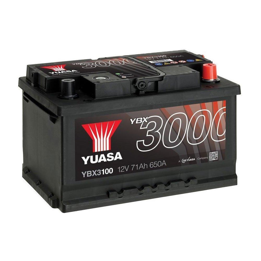 Yuasa 6СТ-71 АзЕ YBX3100 Автомобильный аккумулятор