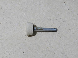 Абразивная шлифовальная головка угловая Ø25х10х6 P25 СТ1 25А Тип DW
