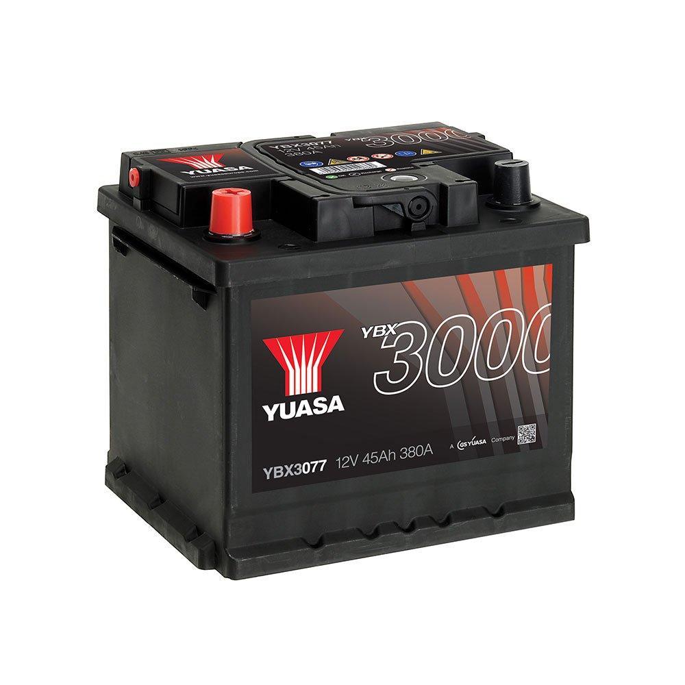 Yuasa 6СТ-45 Аз YBX3077 Автомобильный аккумулятор