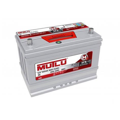 MUTLU 6СТ-100 Аз ASIA D31.100.085.D Автомобильный аккумулятор, фото 2