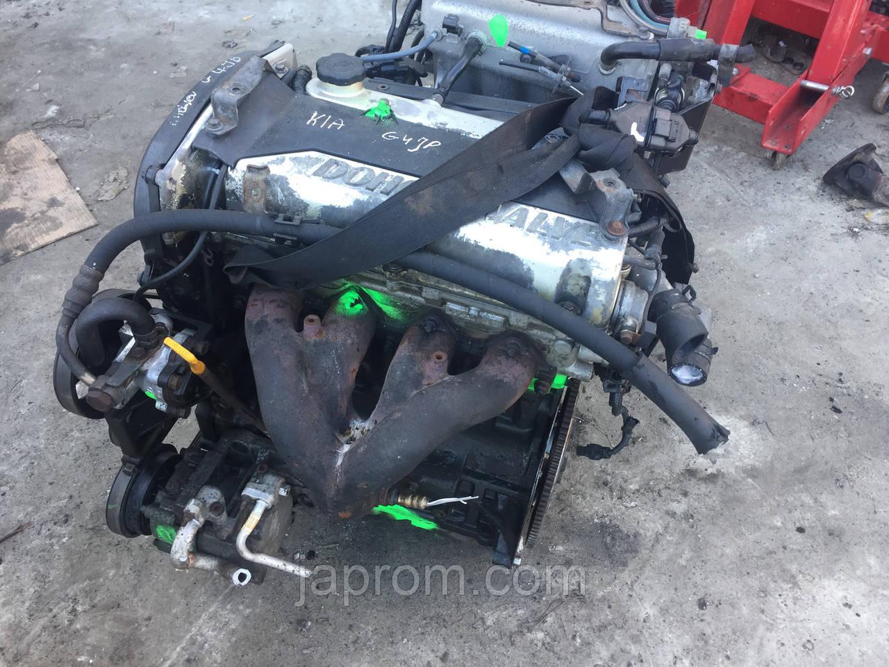 Мотор (Двигатель) KIA Hyundai Santa Fe Sonata G4JS 2,4 АКПП