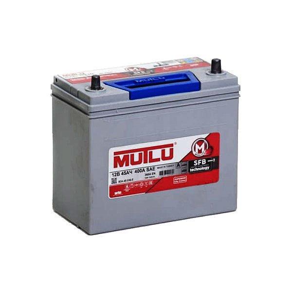 MUTLU 6СТ-45 Аз ASIA B24.45.036.F Автомобильный аккумулятор