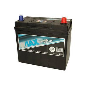 4Max 6СТ-45 АзЕ 0608-03-0004Q Автомобильный аккумулятор, фото 2