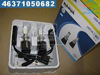 ⭐⭐⭐⭐⭐ Лампа светодиодная LED H7 Range Power 15.8W 6000K (комплект) (производство  Narva)  18005