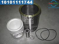⭐⭐⭐⭐⭐ Гильзо-комплект ЗИЛ 375 (гильза, поршень ( оловяный), поршневой палец, уплотнительные кольца) ( МД Конотоп)  375.1000110