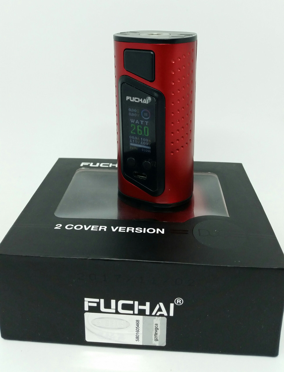 Уценка Sigelei Fuchai DUO-3 Red