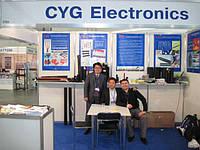 17-20 апреля 2012 года в г. Киев состоялась главная электротехническая выставка Украины elcomUkraine 2012