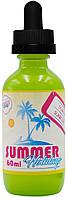Жидкость для электронных сигарет Dinner Lady Summer Holidays Guava Sunrise 3 мг 60 мл