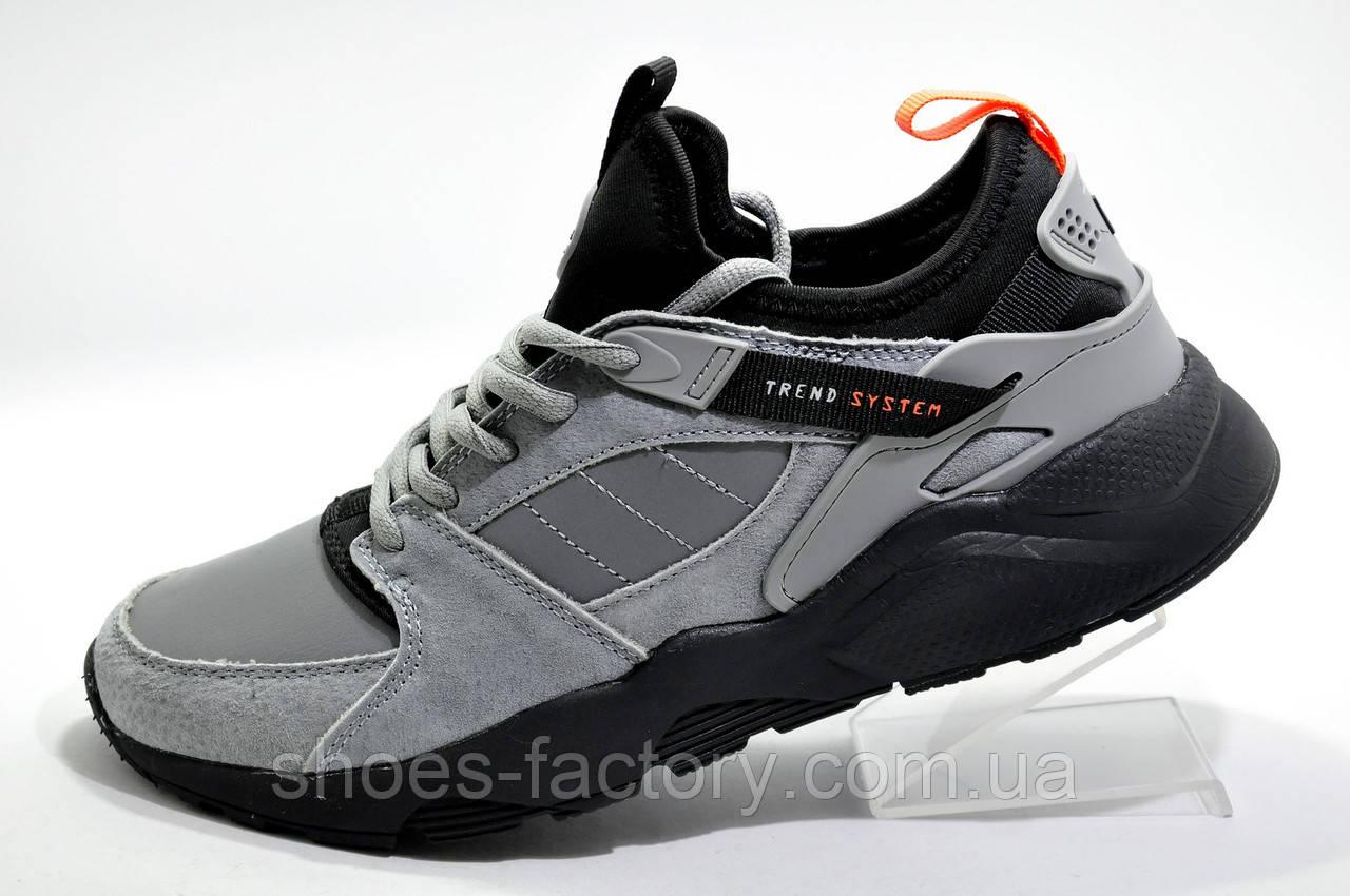 Кроссовки мужские Baas 2020, Gray\Black