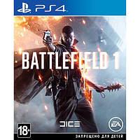 Игра Battlefield 1 (PS4)