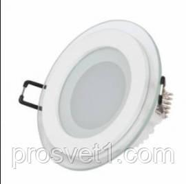 Светильник встраиваемый Led panels 457/1 18W 4000К белый круг