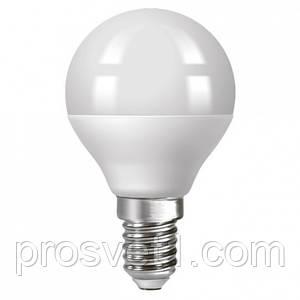 Лампа LED шар G45 6W E14 4000K 056-N Luxel