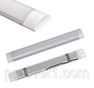 Светильник линейный балка AVT 900/2 20W 4000K 60см Pure White