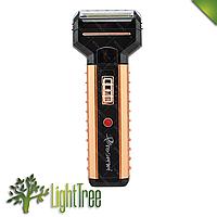 Электрическая бритва Gemei GM 789 для лица и носа