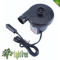 Электрический насос компрессор YF-207 12V от автомобильного прикуривателя