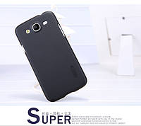 Чехол Nillkin Super Frosted Shield для Samsung Galaxy Mega 5.8  i9150 (+ пленка) black