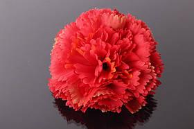 Цветок декоративный тканевый
