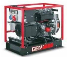 ⚡GENMAC Combiplus 10100LEPR (11,9 кВт)