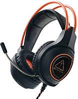 Наушники Canyon CND-SGHS7 Black/Orange, фото 1