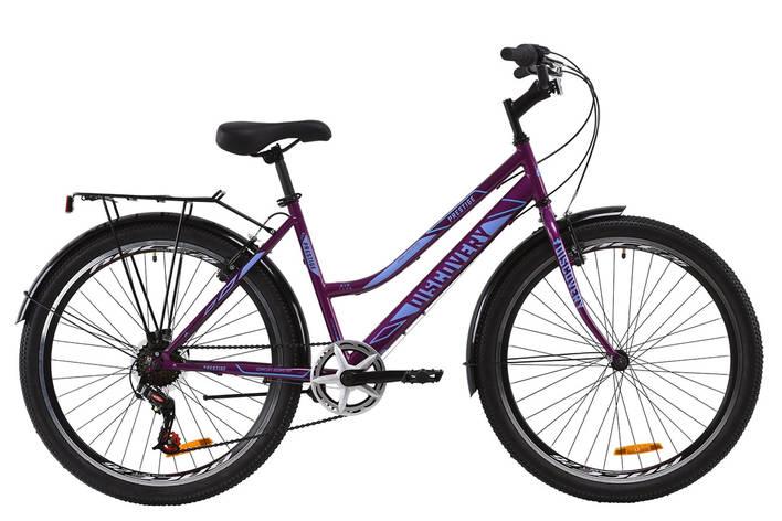 "26"" Discovery PRESTIGE WOMAN 2020 (фиолетовый), фото 2"