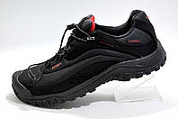 Термо кроссовки в стиле Salomon Fury 3, Black\Red