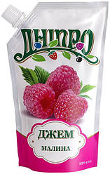 Джем Малина Dnipro ДойПак 250г