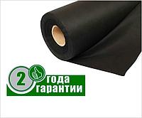 Агроволокно Плотность 50г/кв.м 1,6м х 100м Чёрное (Greentex)