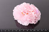 Цветок декоративный тканевый, фото 2