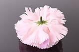 Цветок декоративный тканевый, фото 3