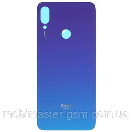 Задняя крышка Xiaomi Redmi Note 7 blue, фото 2