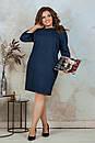 Платье замш, фото 5