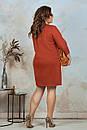 Платье замш, фото 3
