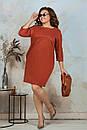 Платье замш, фото 6