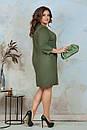 Платье замш, фото 9